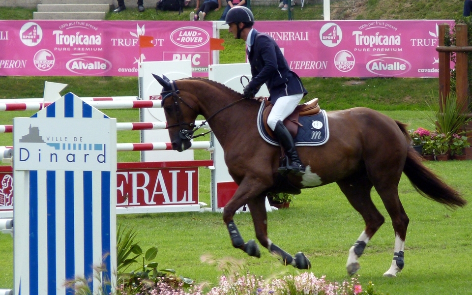 Jumping International de Dinard 2018